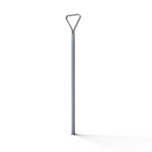 CANDELABRE LED - FLEXI LED 48 (mât pour éclairage public), Flexi LED