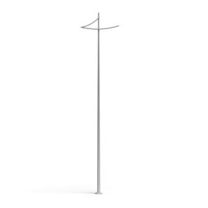 DESIGN SAL P85, Aluminium_column_SAL_P85-3D