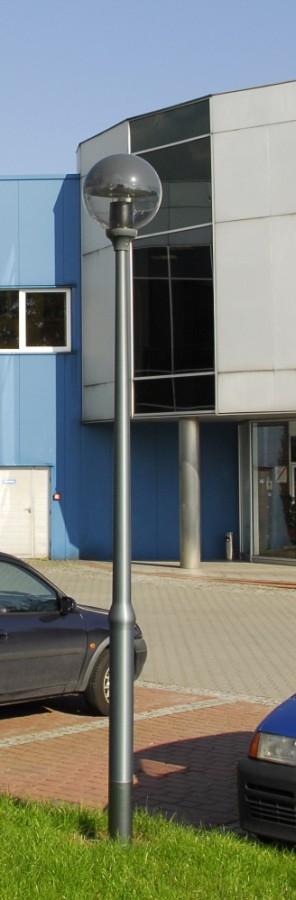Collection rétreints Ø base 120 à 140, hauteur de 3 à 6m