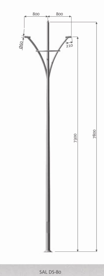 DESIGN CINTRE SAL DS 80