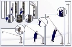 BASCULANT Mecanisme manivelle