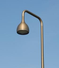 CANDELABRE LED - DROP I LED 48 (mât pour éclairage public), Eclairage urbain, Eclairage urbain design, Eclairage public, mât aluminium design, candélabre led, é