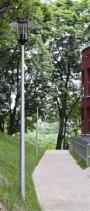 1-2 - Mâts CC droits, Ø base 120, hauteur 4 à 6m